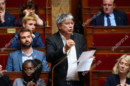 Editorial image of National Assembly Questions, Paris, France - 07 May 2019