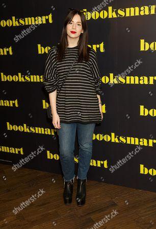 Stock Image of Gemma Styles