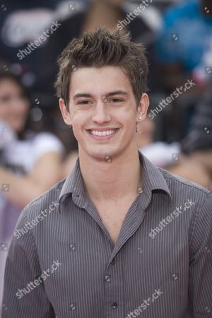 Editorial image of 'This Is It' film premiere, Los Angeles, America - 27 Oct 2009