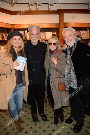 Editorial photo of Trevor Eve 'Lomita for Ever' book launch, London, UK - 07 May 2019