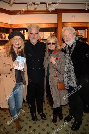 Maryam d'Abo, Trevor Eve, Twiggy, Leigh Lawson