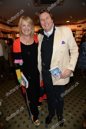 Editorial picture of Trevor Eve 'Lomita for Ever' book launch, London, UK - 07 May 2019