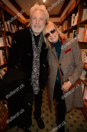 Editorial image of Trevor Eve 'Lomita for Ever' book launch, London, UK - 07 May 2019