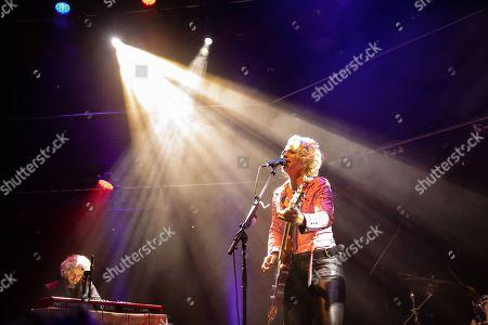 Editorial image of Samantha Fish in concert at The Sage, Gateshead, UK - 07 May 2019