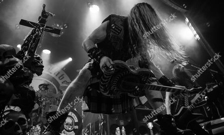 Black Label Society - Zakk Wylde and Dario Lorina