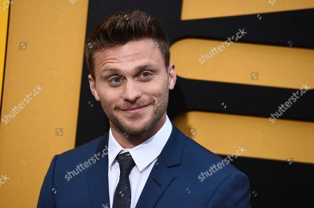 """Jon Rudnitsky arrives at the Los Angeles premiere of """"Catch-22"""" at TCL Chinese Theatre on Tue"""