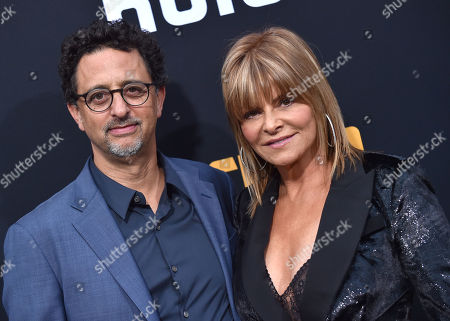 Grant Heslov and Lysa Hayland