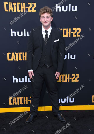 Editorial image of 'Catch-22' TV Show Premiere, Arrivals, TCL Chinese Theatre, Los Angeles, USA - 07 May 2019