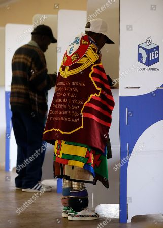 Editorial picture of Election, Mpumalanga, South Africa - 08 May 2019