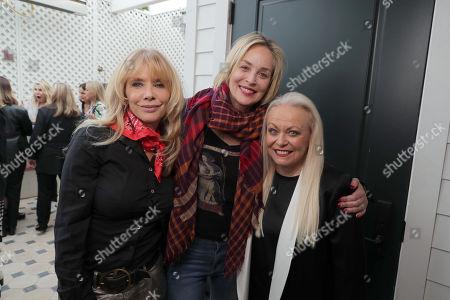 Rosanna Arquette, Sharon Stone and Jacki Weaver