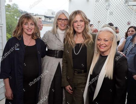 Zara Hayes, Director, Diane Keaton, Rita Wilson and Jacki Weaver