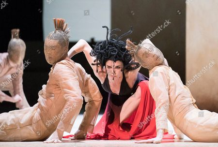 Natalia Osipova as Medusa,