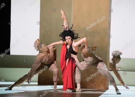 Natalia Osipova as Medusa