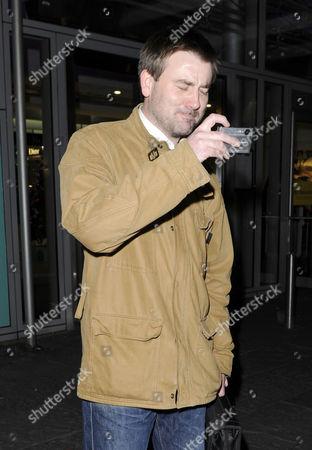 Graham Hawley, plays John Stape