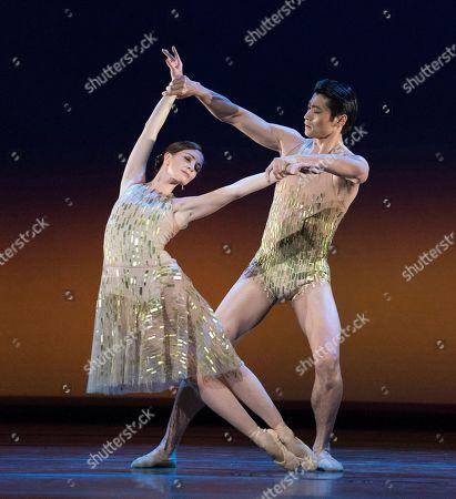 Lauren Cuthbertson,  Ryoichi Hirano