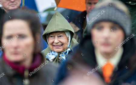 Editorial image of 76th Royal Windsor Horse Show, Windsor, Berkshire, UK - 08 May 2019