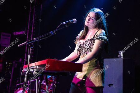 Editorial picture of Lauren Aquilina in concert at the O2 Academy, Newcastle, UK - 05 May 2019