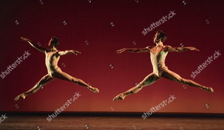 Editorial picture of 'Within the Golden Hour' Ballet, Royal Opera House, London, UK - 07 May 2019