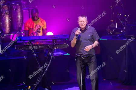 Stock Photo of Duncan Campbell - UB40