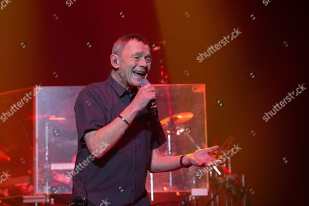 Stock Picture of Duncan Campbell - UB40