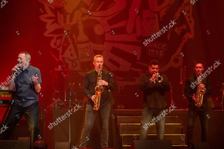 Editorial photo of UB40 in concert at City Hall, Newcastle, UK - 05 May 2019