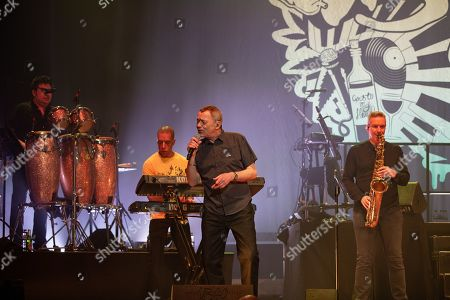 Editorial image of UB40 in concert at City Hall, Newcastle, UK - 05 May 2019