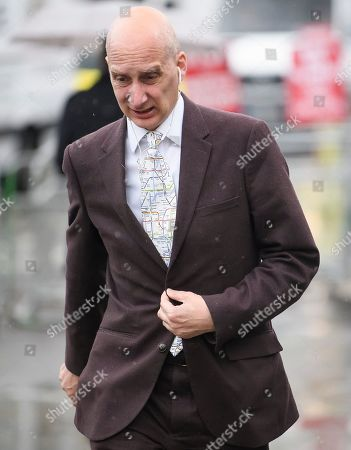 Labour peer and remain campaigner, Lord Adonis is seen In Westminster.