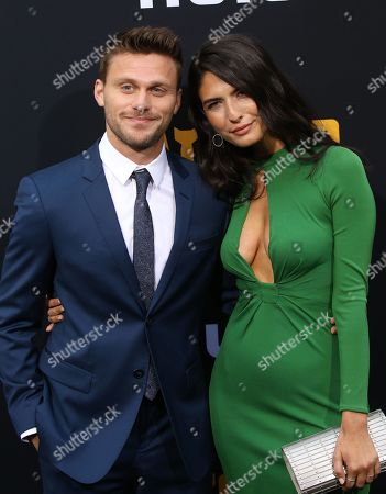Editorial photo of 'Catch-22' TV Show Premiere, Arrivals, TCL Chinese Theatre, Los Angeles, USA - 07 May 2019