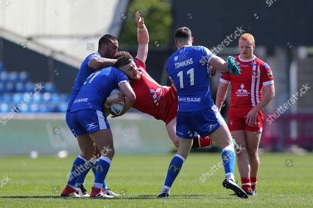 Stock Picture of Salford Red Devils v Hull KR 11.05.2019