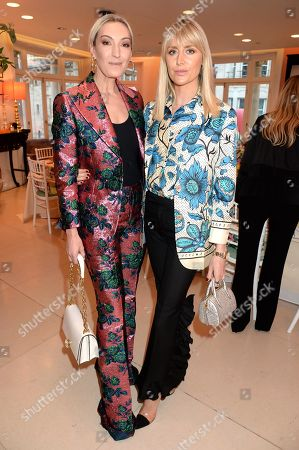 Editorial image of Alice Naylor-Leyland hosts dinner at Fenwick Bond Street, London, UK - 08 May 2019
