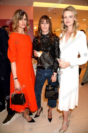 Jacquetta Wheeler Lady Alice Manners and Candice Lake