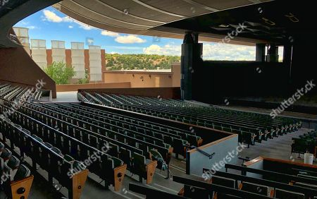 "The Santa Fe Opera awaits its summer season, in Santa Fe, N.M. Opera General Director Robert Meya announced they will stage the world premiere in 2020 of the gender-bending story ""M. Butterfly"" from playwright and librettist David Henry Hwang"
