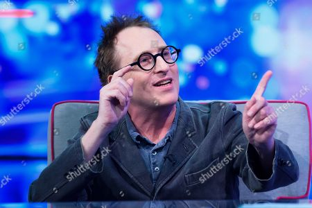 Stock Picture of Jon Ronson