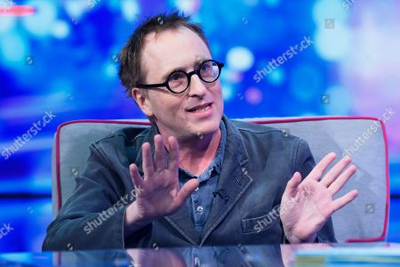 Stock Photo of Jon Ronson