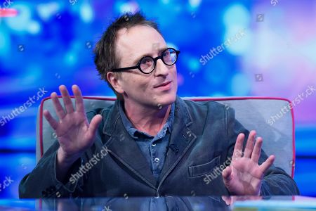 Stock Image of Jon Ronson