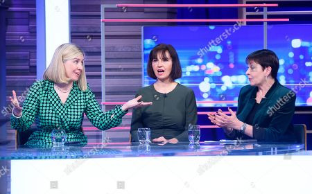 Andrea Jenkyns, Caroline Flint and Caroline Lucas