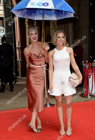 Sarah Jayne Dunn and Stephanie Waring