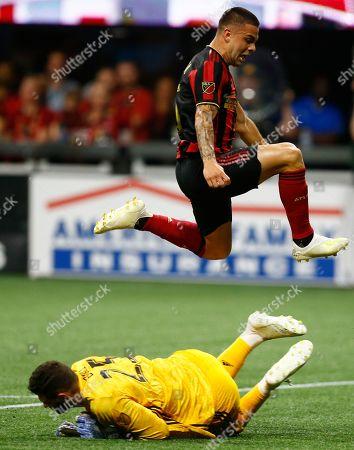 Editorial photo of MLS Toronto FC United Soccer, Atlanta, USA - 08 May 2019