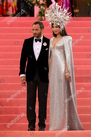 Tom Ford, Gemma Chan