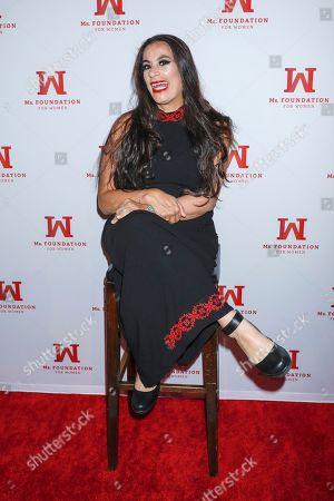 Stock Photo of Maysoon Zayid
