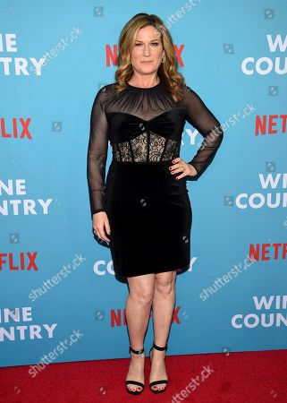 "Ana Gastayer attends the premiere of ""Wine Country"" at The Paris Theatre, in New York"