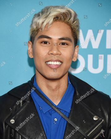 "Anthony Urbano attends the premiere of ""Wine Country"" at The Paris Theatre, in New York"