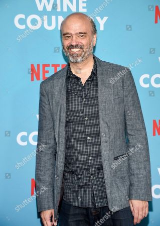 """Scott Adsit attends the premiere of """"Wine Country"""" at The Paris Theatre, in New York"""