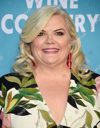 """Paula Pell attends the premiere of """"Wine Country"""" at The Paris Theatre, in New York"""
