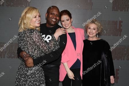 Jane Krakowski, Tituss Burgess, Ellie Kemper and Carol Kane