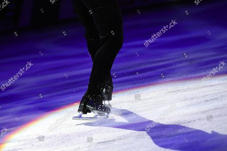 Editorial image of 'Bol On Ice' figure skating exhibition, Bologna, Italy - 04 May 2019