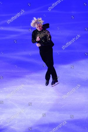 Editorial picture of 'Bol On Ice' figure skating exhibition, Bologna, Italy - 04 May 2019