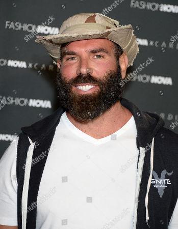 Stock Picture of Dan Bilzerian