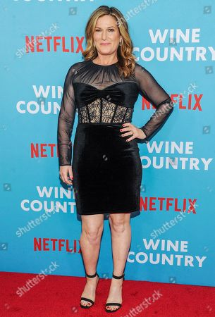 Editorial photo of 'Wine Country' film premiere, Arrivals, The Paris Theater, New York, USA - 08 May 2019