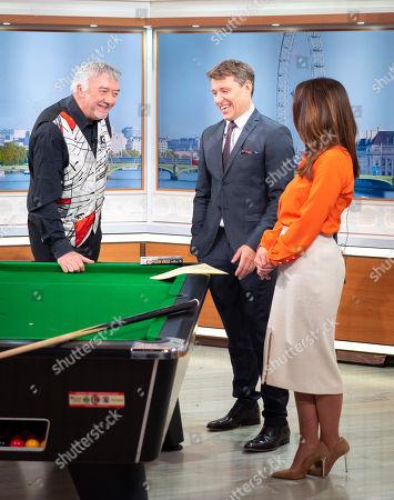 Editorial photo of 'Good Morning Britain' TV show, London, UK - 09 May 2019